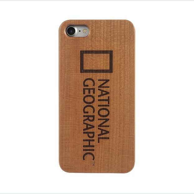 National Geographic Nature Wood Case iPhone 7/8 - Mobile Technica