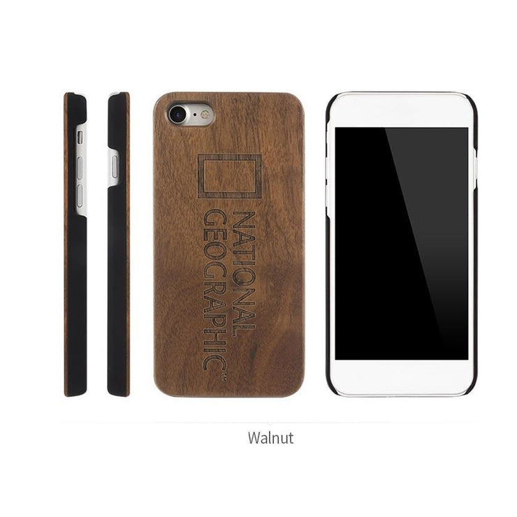 National Geographic Nature Wood Case iPhone 7 Plus/8 Plus - Mobile Technica