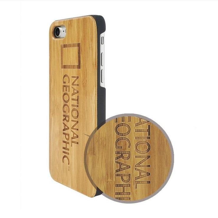 National GeographicNature Wood Case iPhone X - Mobile Technica