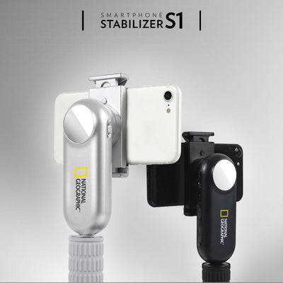 National Geographic Stabilizer Stabiliser gimbal S1 - Mobile Technica
