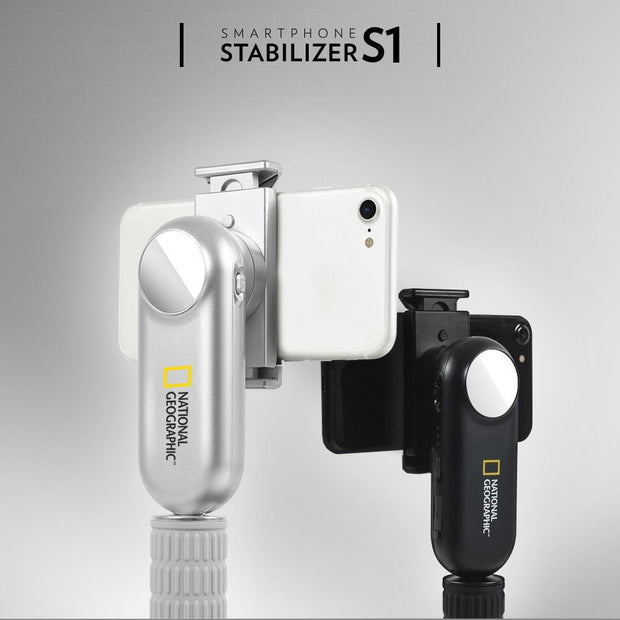 Nat Geo Stabilizer S1 Black & Silver