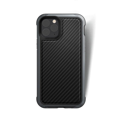 X-Doria Genuine Defense Lux iPhone 11 / Pro / Max Carbon Leather - Mobile Technica