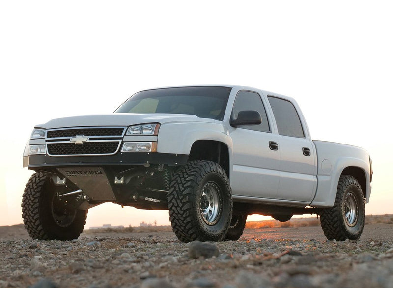 2wd Long Travel 2006 Chevy Silverado
