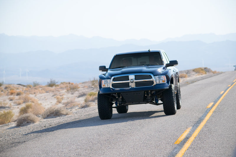 4wd Long Travel 2013 Ram 1500