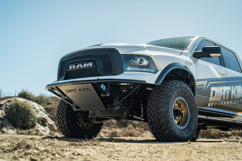 4wd Long Travel 2017 Ram Rebel