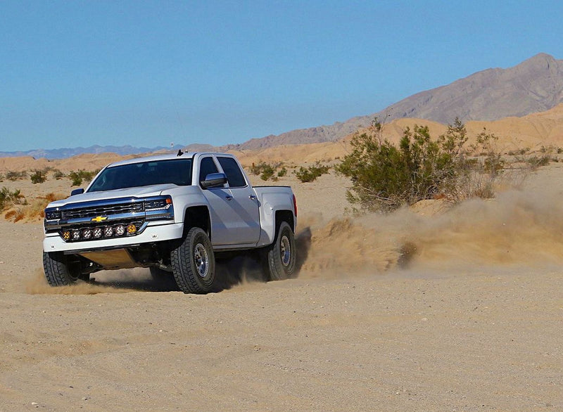 4wd Long Travel 2016 Chevy Silverado
