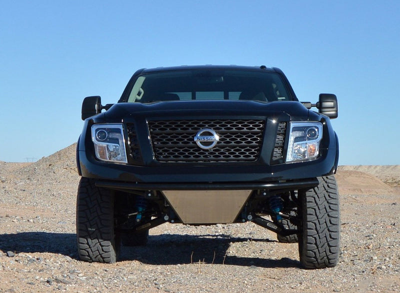 4wd Long Travel 2017 Nissan Titan