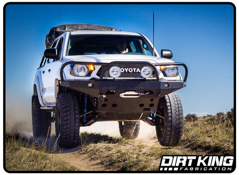 Toyota Tacoma Performance Lower Control Arms by Dirt King Fabrication | In Action