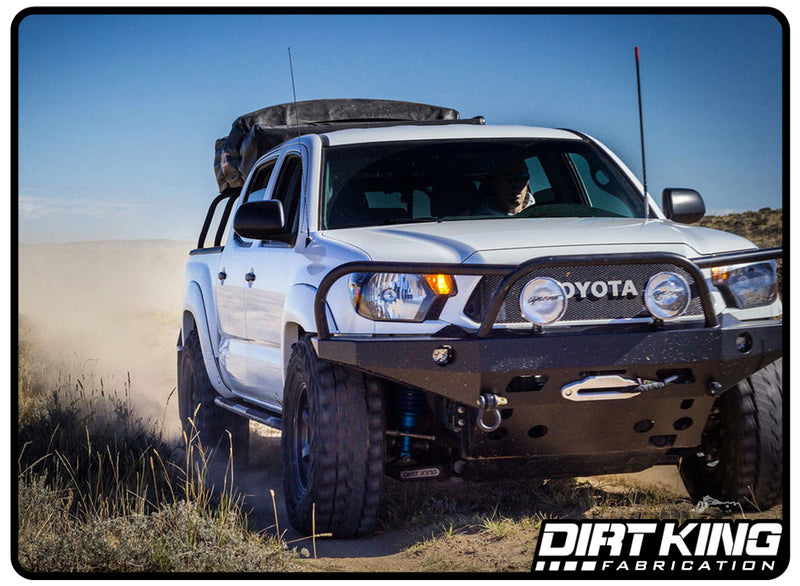 Toyota Tacoma Performance Lower Control Arms by Dirt King Fabrication | In Action Overland
