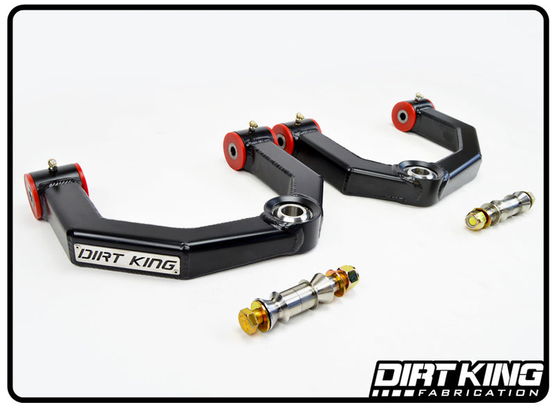 Ford F-150 Bushing Upper Control Arms by Dirt King Fabrication | Side View