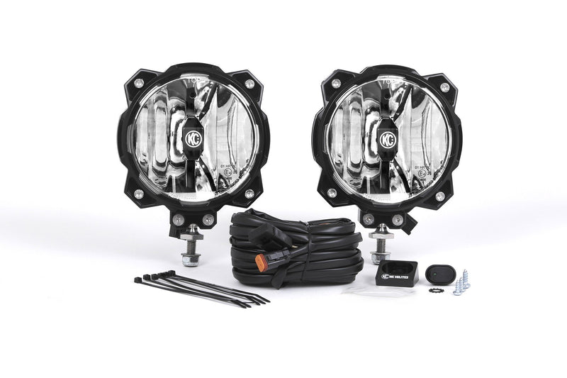 GRAVITY® LED PRO6 SINGLE PAIR PACK SYSTEM