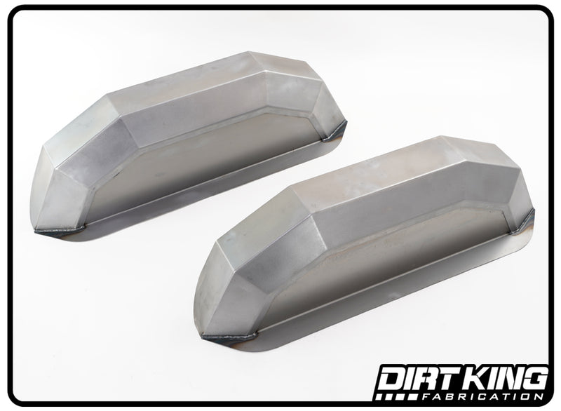 Over-sized Rear Wheel Wells | DK-632821