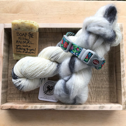 Skeins for Charity: Hope for Paws