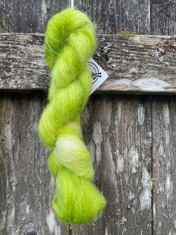 Atomic Love, Six Month Half Life - Mohair