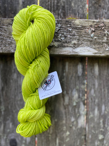 Atomic Love, Six Month Half Life - Worsted Weight