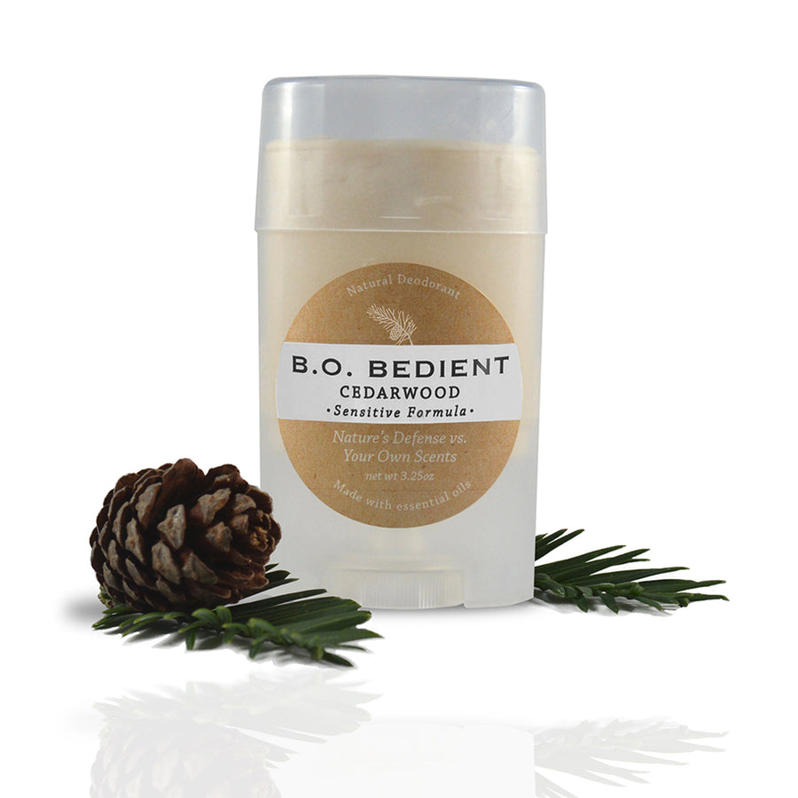 All Natural Deodorant - Cedarwood Sensitive Stick