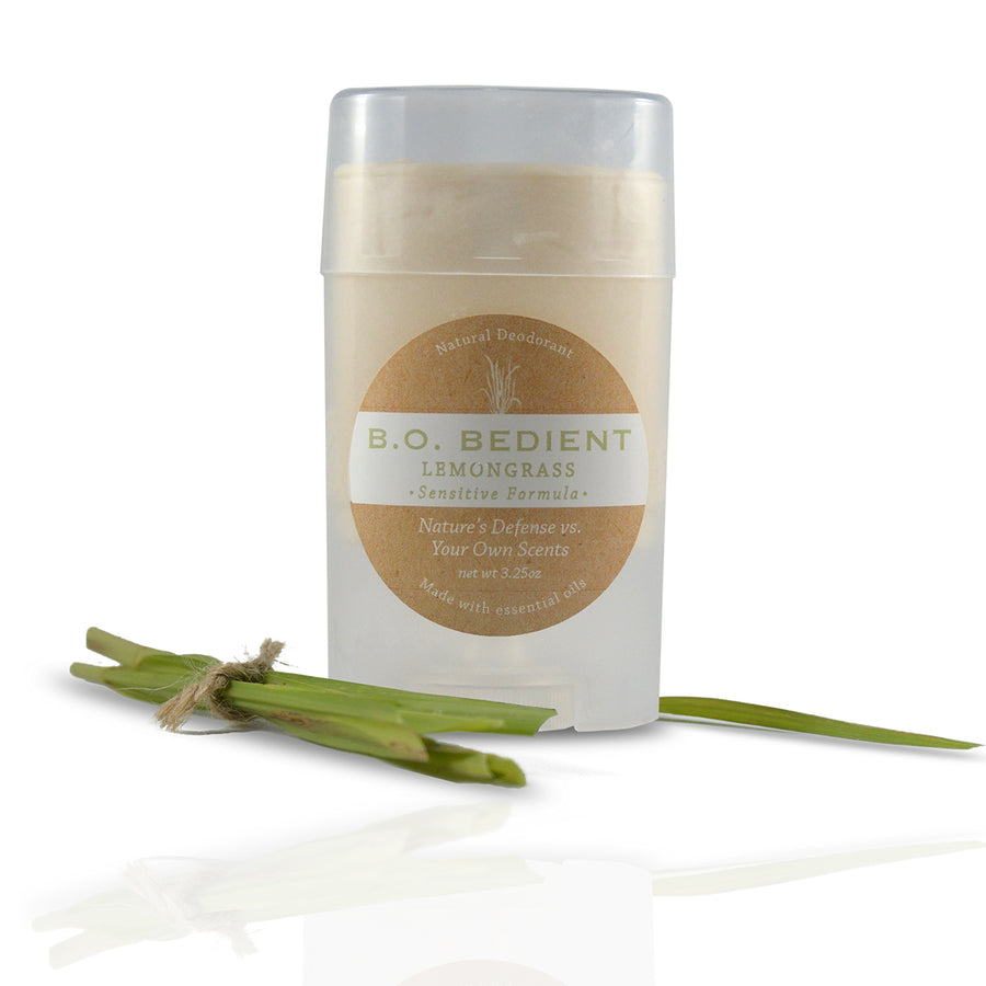 All Natural Deodorant - Lemongrass Sensitive Stick