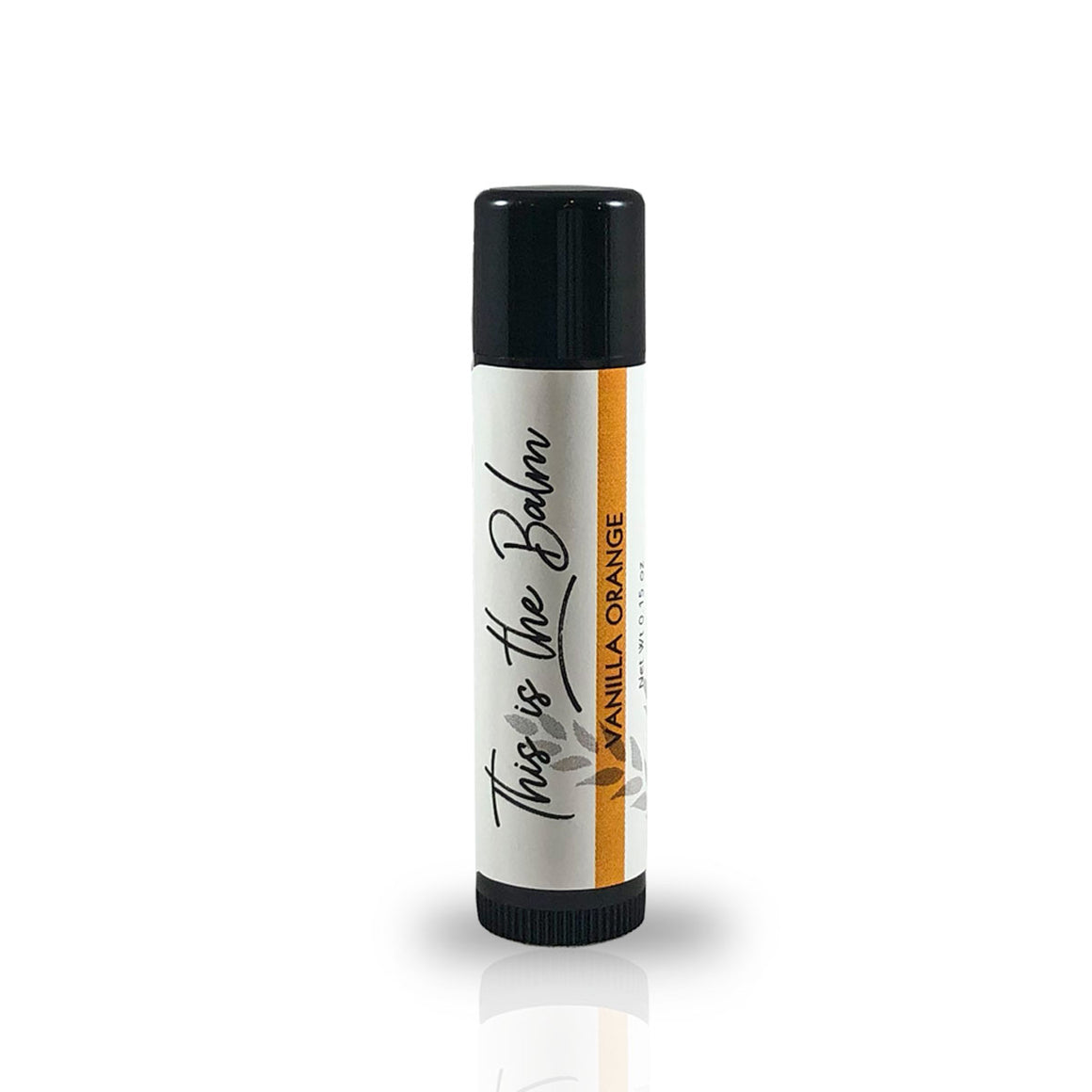 It's The Balm: Vanilla Orange Lip Balm