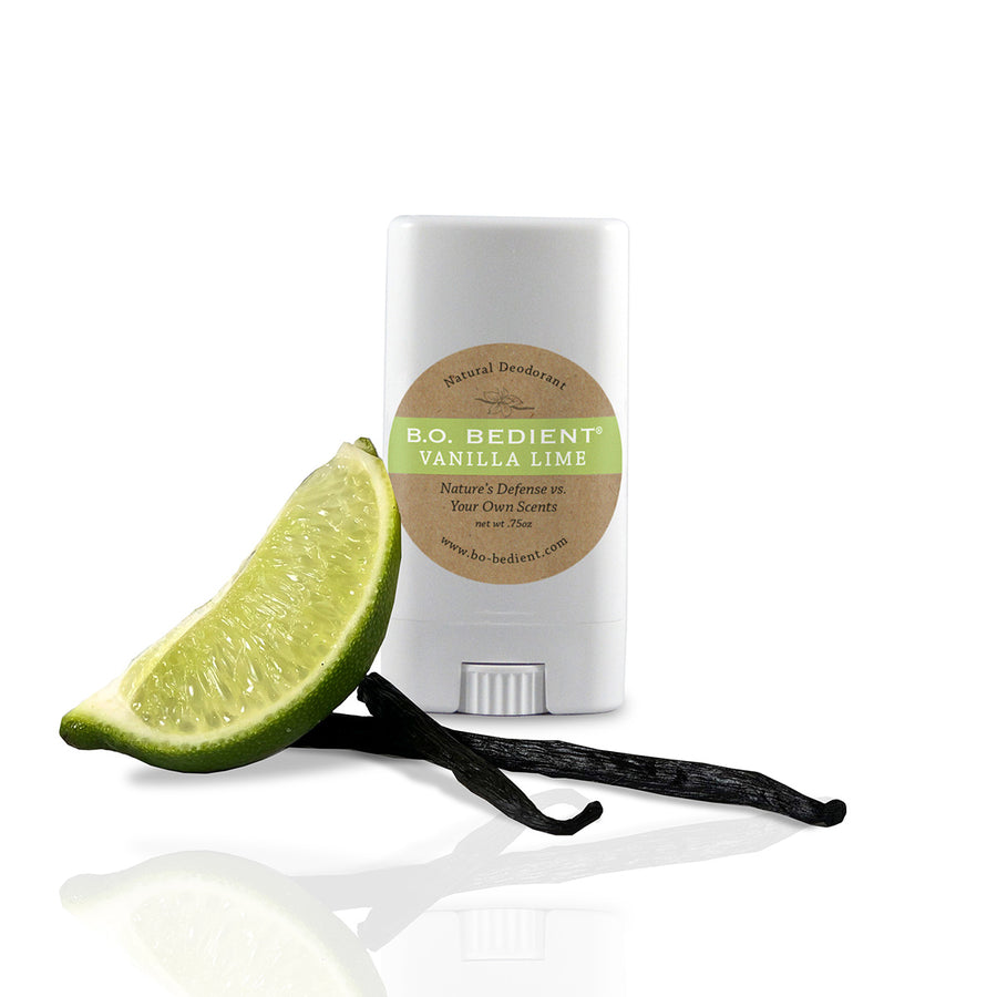 Travel: Vanilla Lime