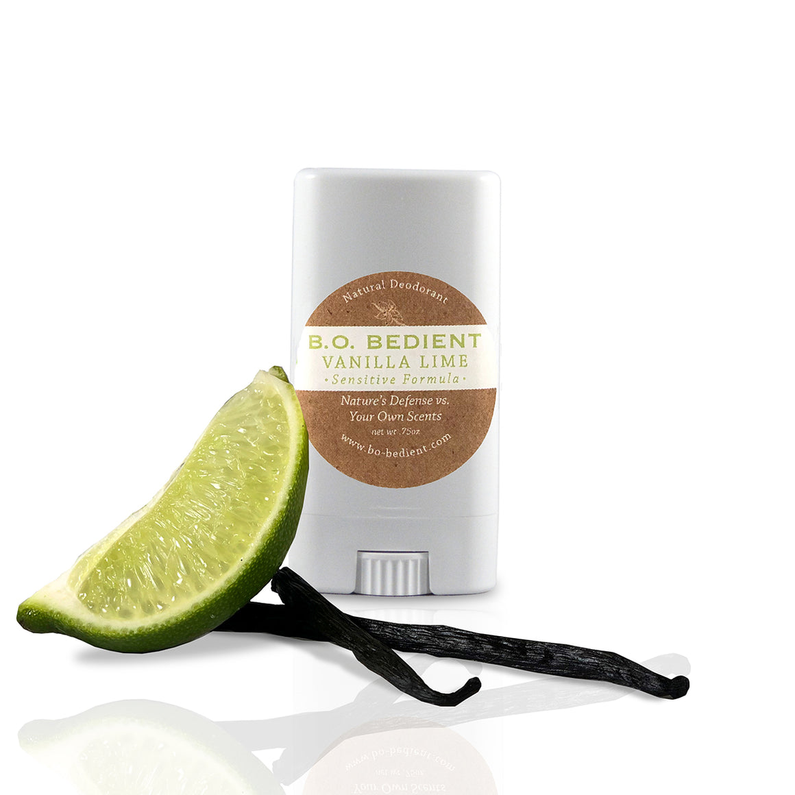 Travel: Vanilla Lime Sensitive
