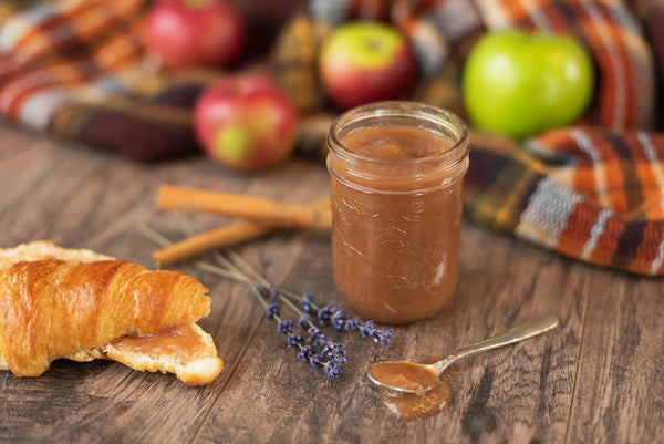 Lavender Apple Butter