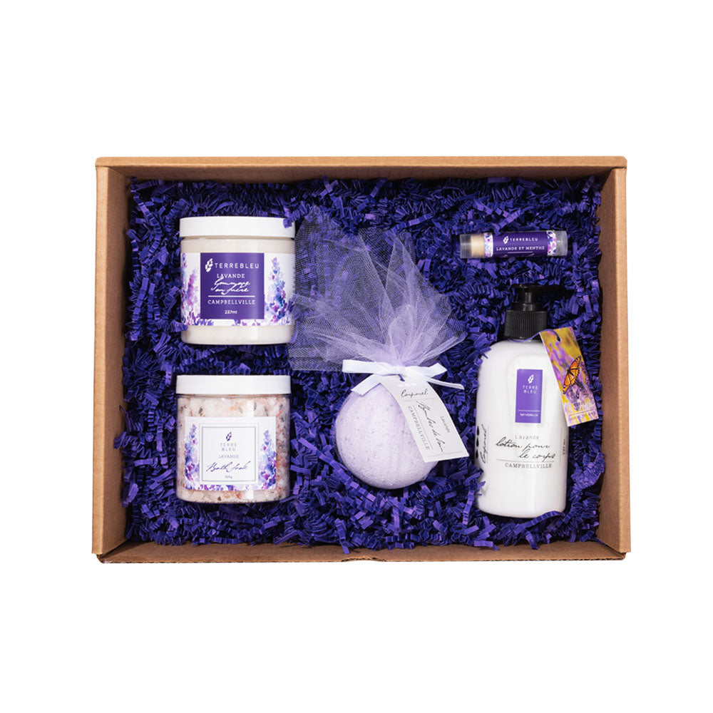 Lavender Escape Gift Box