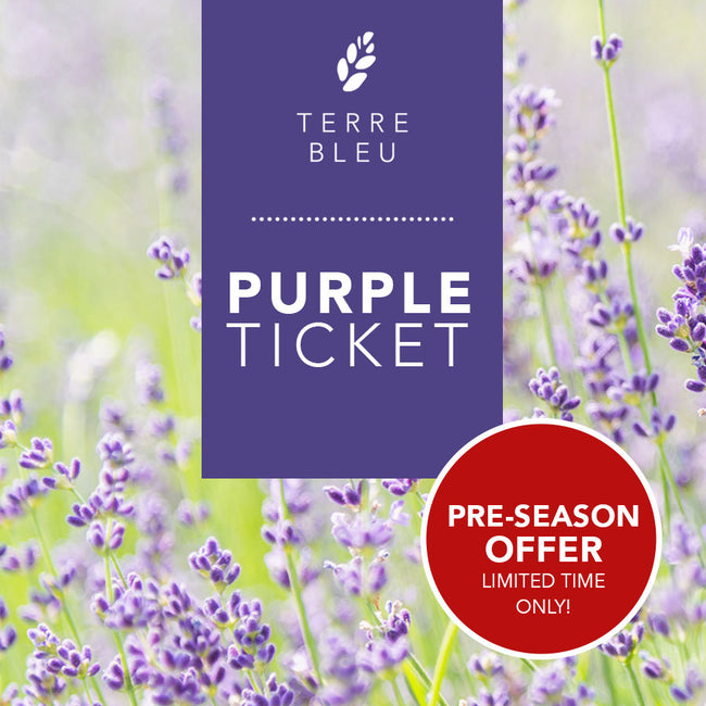 Purple Ticket - 2021Farm Admission Pass