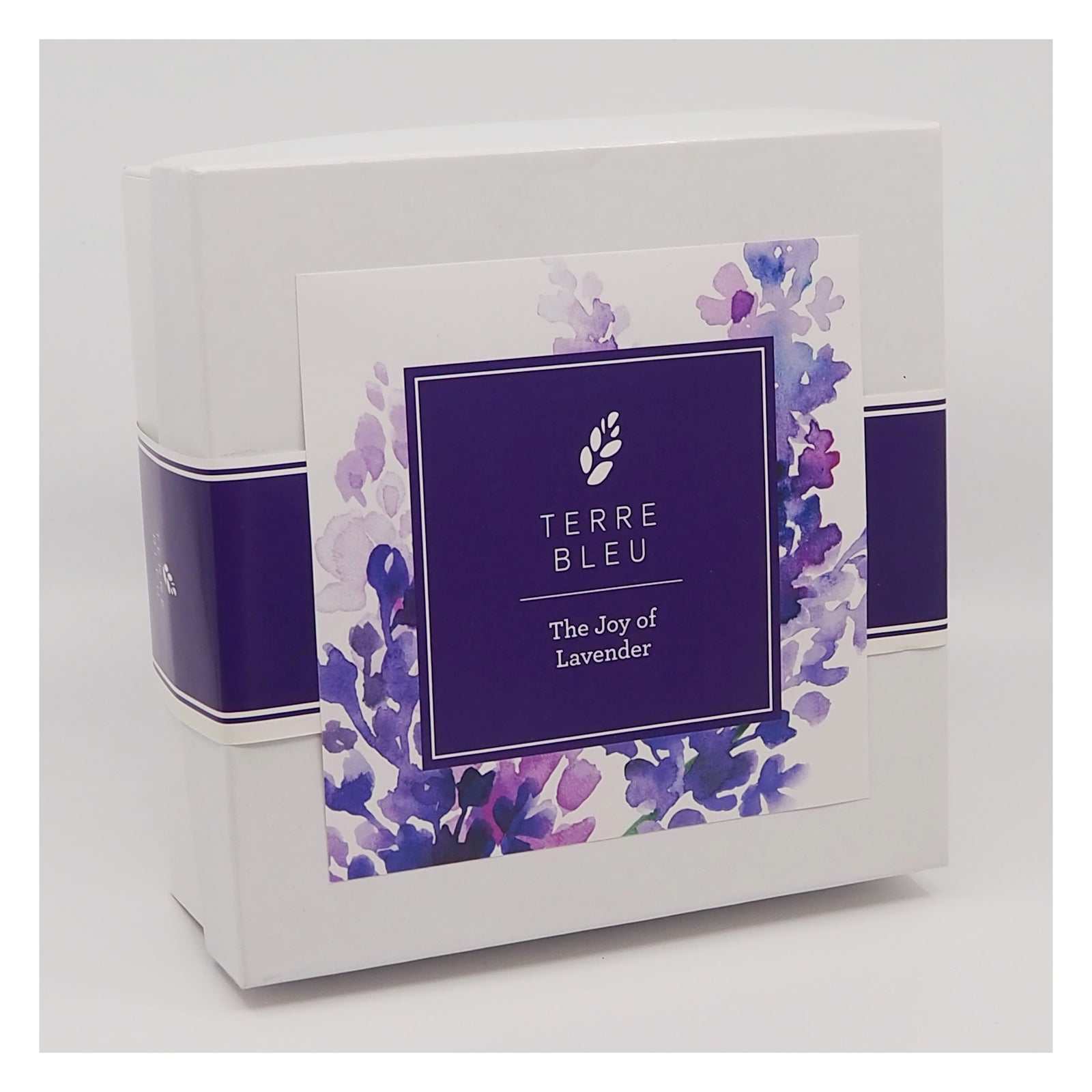 "Lavender Joy Box - ""A Little Something Edition"""