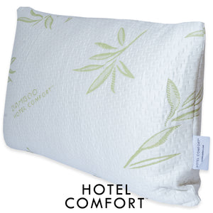 Hotel Comfort Prestige Adjustable Bamboo Memory Foam Pillow