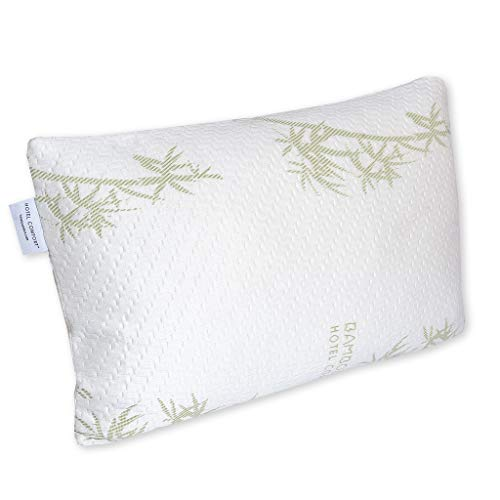 Hotel Comfort Adjustable Bamboo Memory Foam Pillow