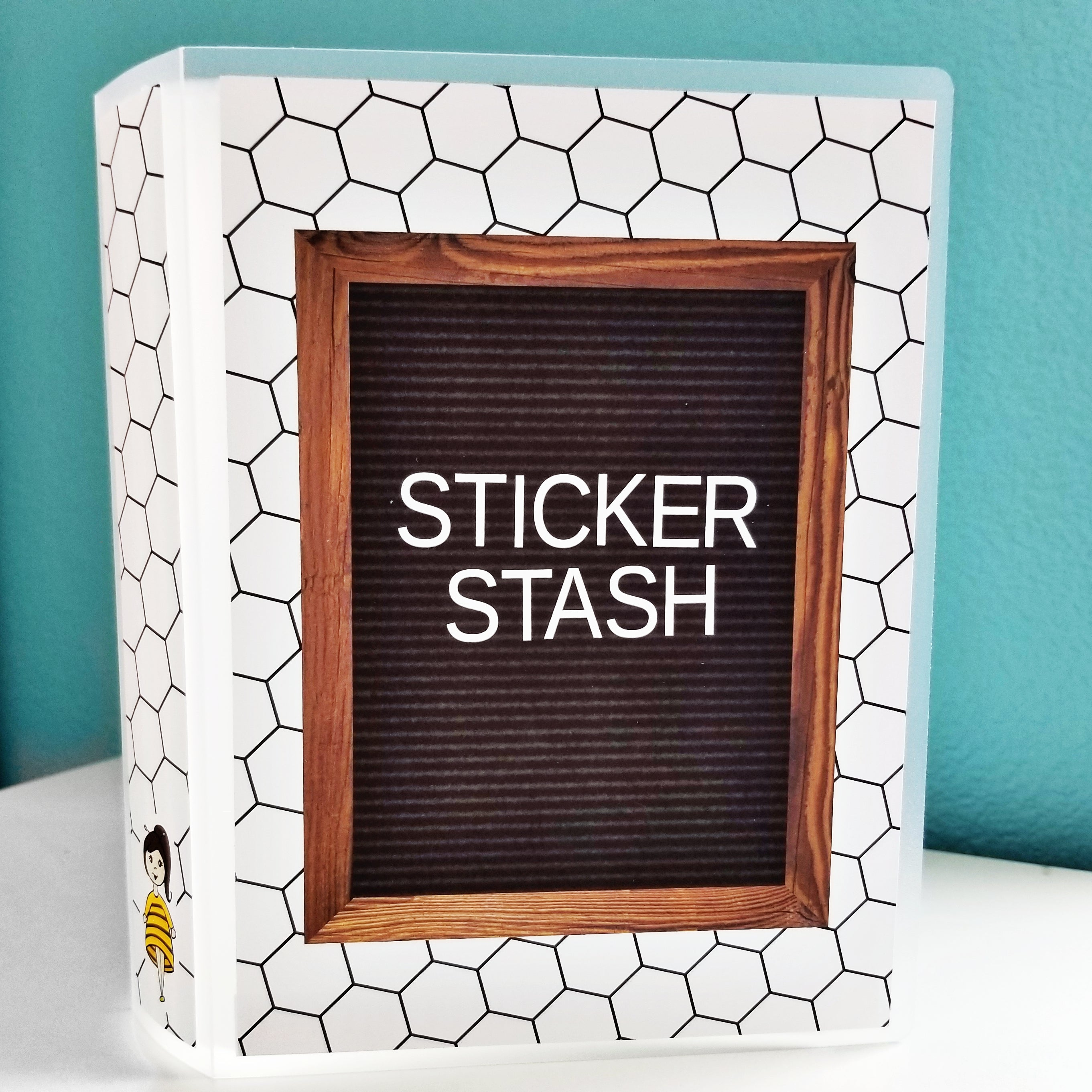 STICKER STASH Album