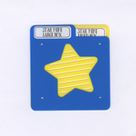STAR MINI Stencil Set