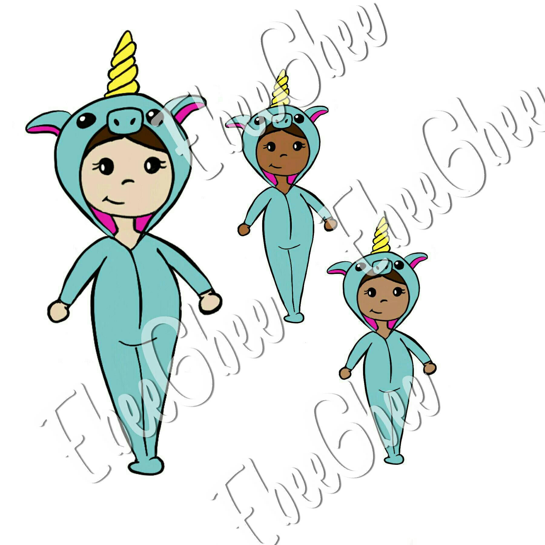 UNICORN BeeBee Planner Stickers | NOW W/VARIATIONS