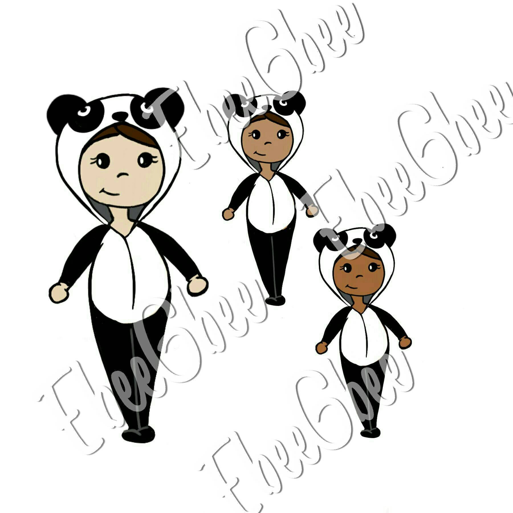PANDA BeeBee Planner Stickers | NOW W/VARIATIONS