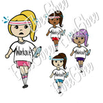 WORKOUT BeeBee Planner Stickers | NOW W/VARIATIONS