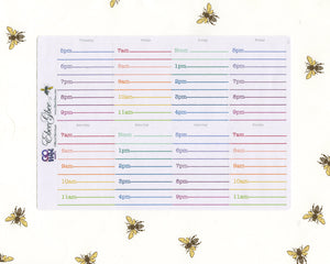 A LA CART Go Wild FUNCTIONAL Weekly Planner Sticker Sheets | Made to Fit Erin Condren Vertical Planners