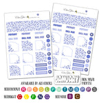 Monthly KIt for EC Petite Planners