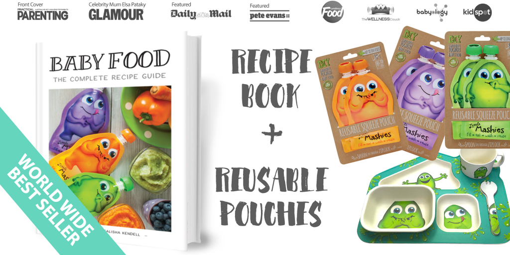 Buy reusable food pouches online