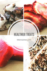 Little Mashies Healthier Treats