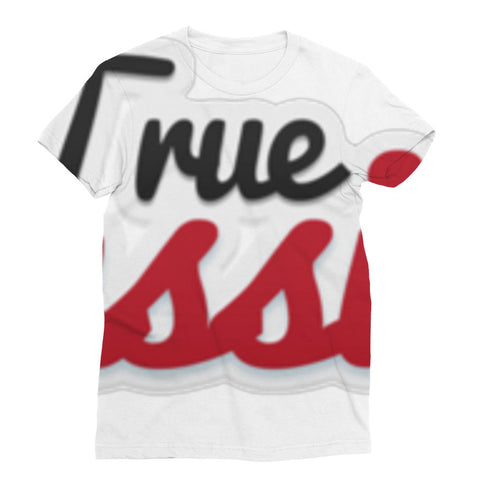 True Passion Sublimation T-Shirt