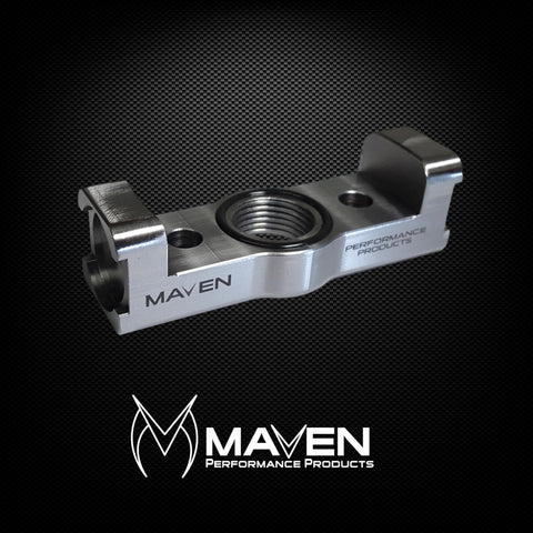 Small frame turbo mount billet Maven
