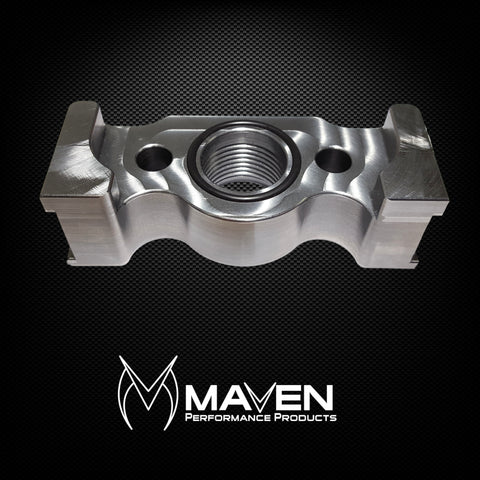 Large frame turbo mount Maven