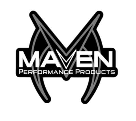 MAVEN DIE CUT STICKER