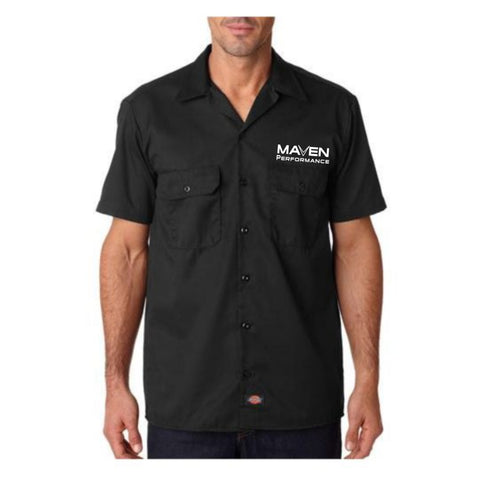 maven work shirt