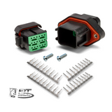 deutsch dtv 18 terminal connector kit