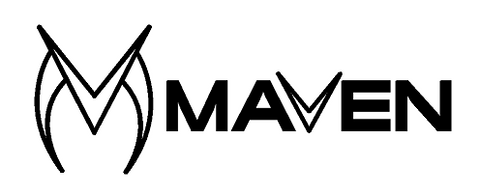 MAVEN VINYL DECAL