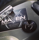 maven steering wheel button strange