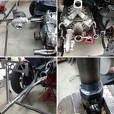 MID FRAME TURBO MOUNT