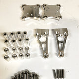 smart coil mounts brackets billet