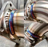 T4 STAINLESS BILLET FLANGE